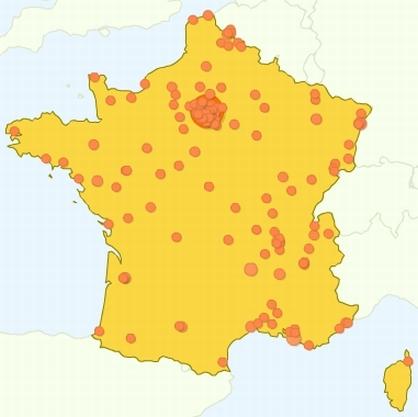 Google Analytics - France Al-Kanz statistiques