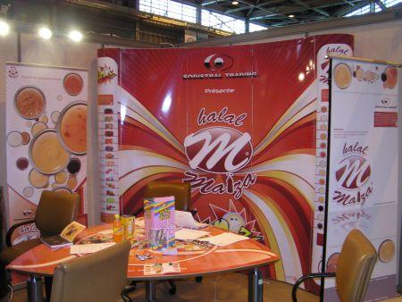 Al-Kanz présent au Salon du halal