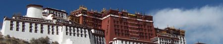Crise au Tibet - potala