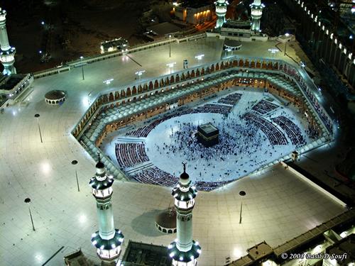 la Kaaba en 1429/2008