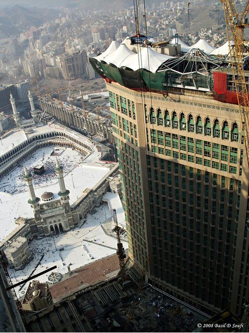 la Kaaba - La Mecque en 1429/2008