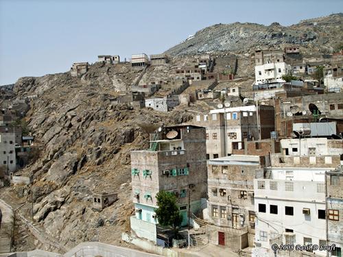 Abraj al-Bait, La Mecque en 2008