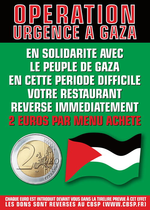 Entrepreneurs avec la Palestine