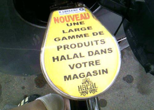 le halal est partout