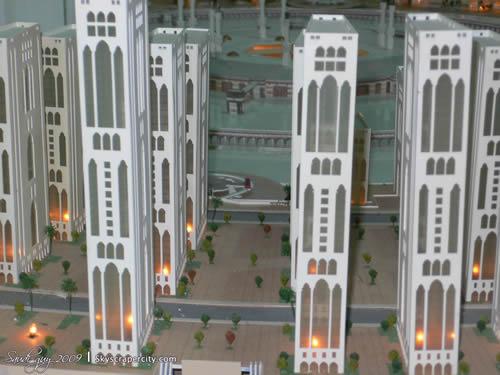 Kaaba, La Mecque en 2020