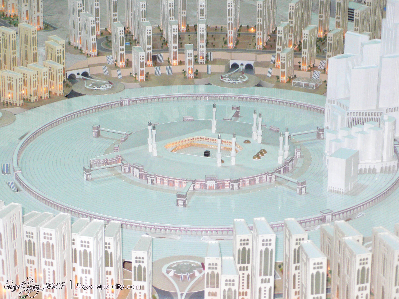 La mecque en travaux changement de programme for Interieur de la kaaba
