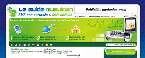 Guide musulman annuaire musulman