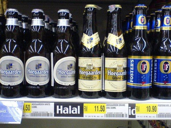 Biere halal