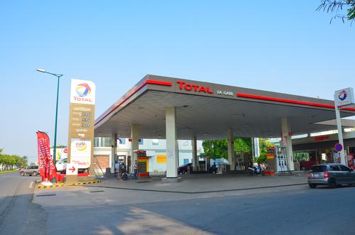 total station service