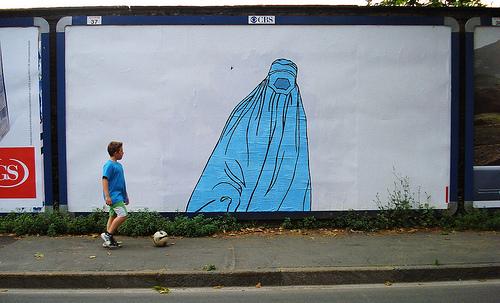 burqa Turin