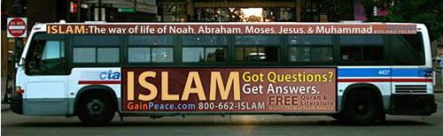 Icna Bus islam