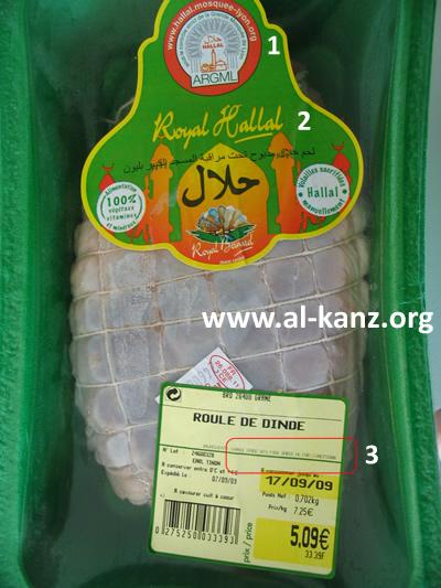La mosquée de Lyon certifie de la dinde contenant du porc
