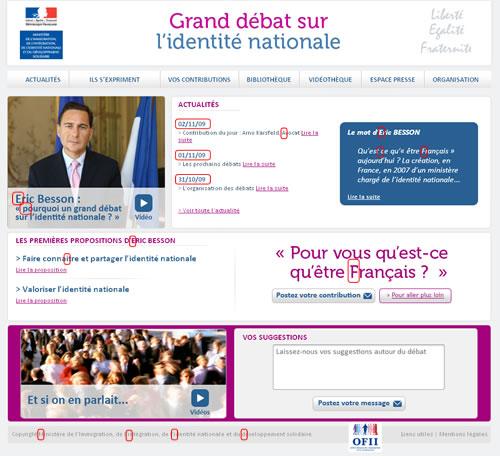 Identité nationale : être français, c