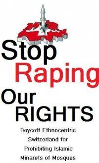 boycott minaret suisse