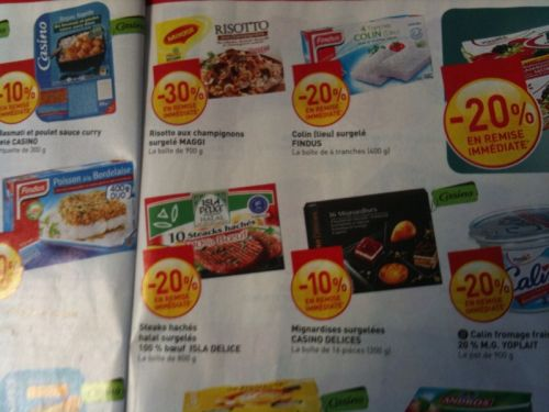 Halal Casino grande distribution