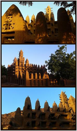 mosquée Telli Mali