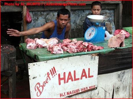 Porc halal
