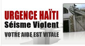 Secours islamique Haïti