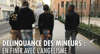 UMP délinquance des jeunes ou des Noirs ?