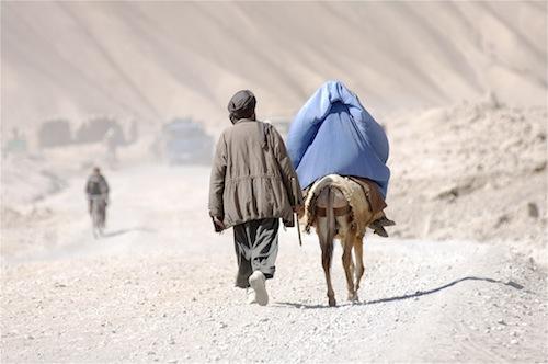 Afghanistan romantique