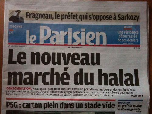 Halal Le Parisien