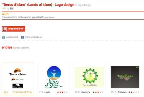 99designs : graphisme à bas coût pour petit budget