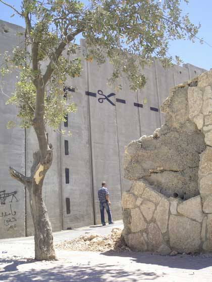 Mur Palestine