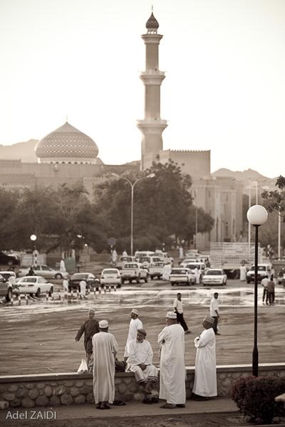 Oman Adel Zaïd