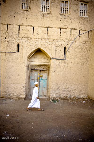 Oman Adel Zaïdi