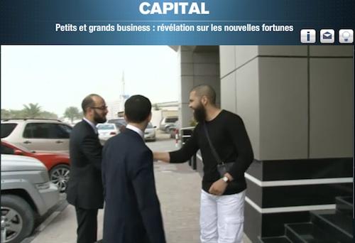 Emiratis dans Capital, M6