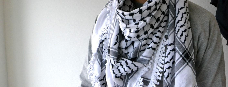 Votre keffieh, achetez-le palestinien fb082aa96c9