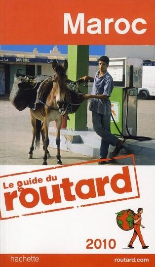 Maroc guide du Routard