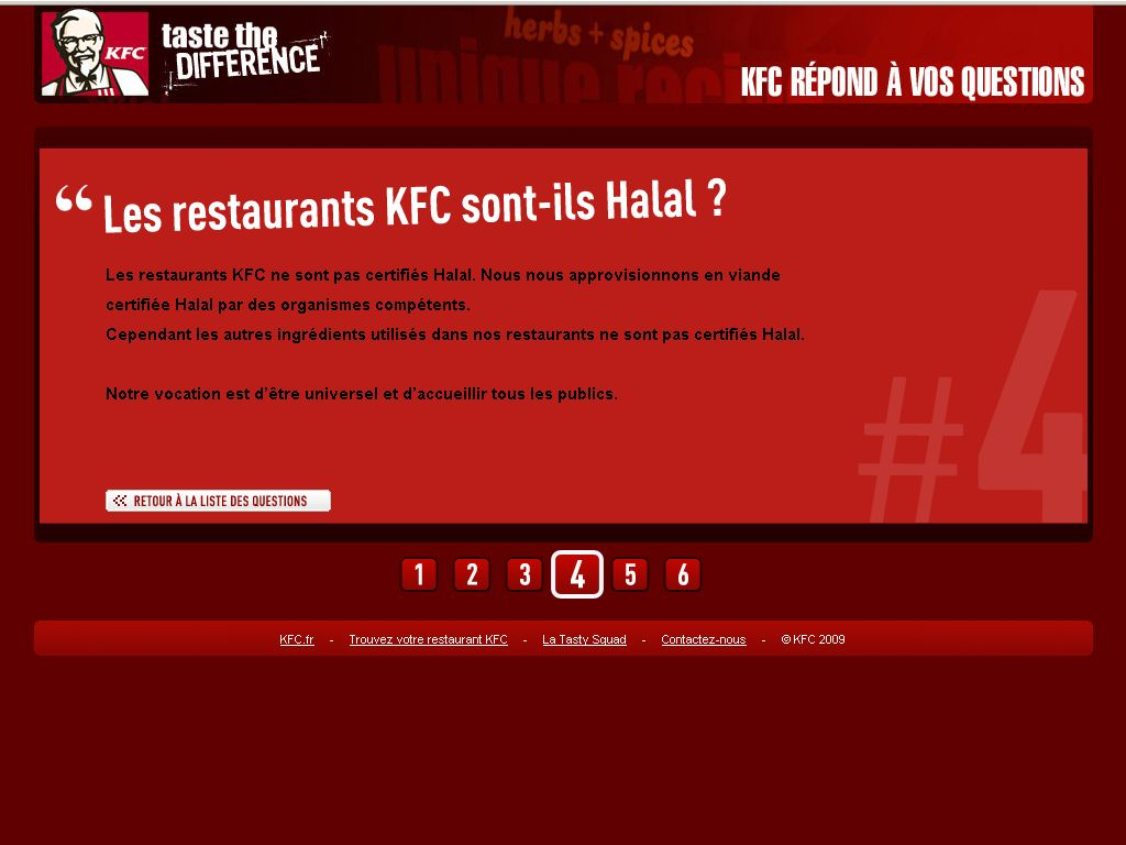 kfc questions In this guide, we will explain what the mykfcexperience survey requirements are, and what to expect from the kfc survey questions we will also tell how to get the.