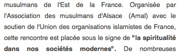UOIF islamiste