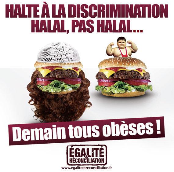 Quick halal islamisation obésité
