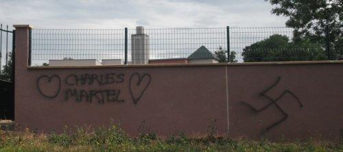 Mosquée de Caen : Ils aiment Charles Martel