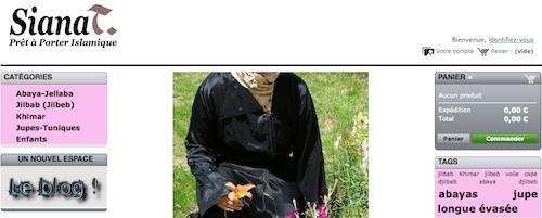Sianat Hijab & Jilbab