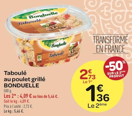 méprisable et méprisant Carrefour
