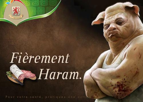 Fièrement haram