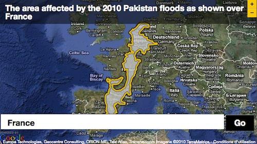 Pakistan Inondation
