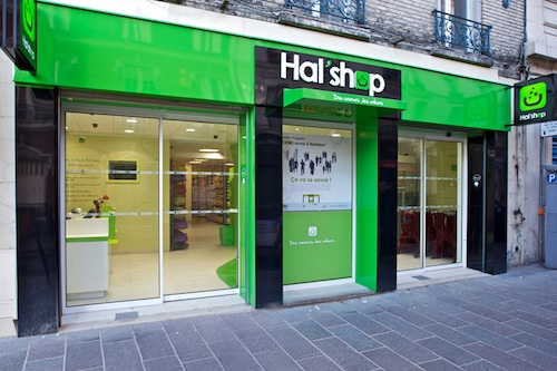 Janus Commerce Hal'shop