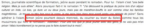 LCI retourne ramadan