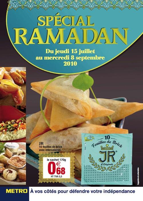 Ramadan : Metro joue franc-jeu