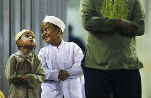 Ramadan enfant