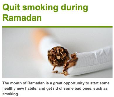 Ramadan et site de rencontre