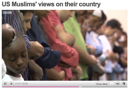 BBC muslim
