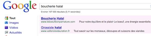 Halal : les gros de la viande communiquent