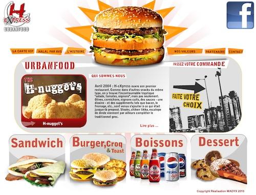 Fast Food Region Parisienne