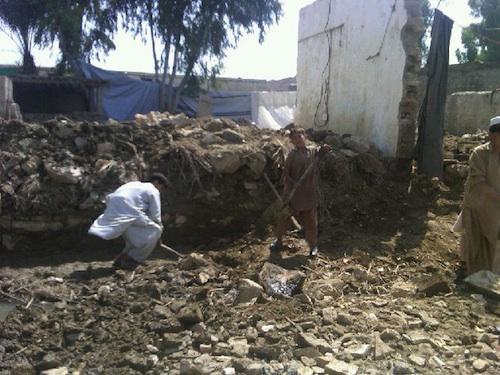 Inondations Pakistan