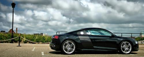 Audi R8 et ACN
